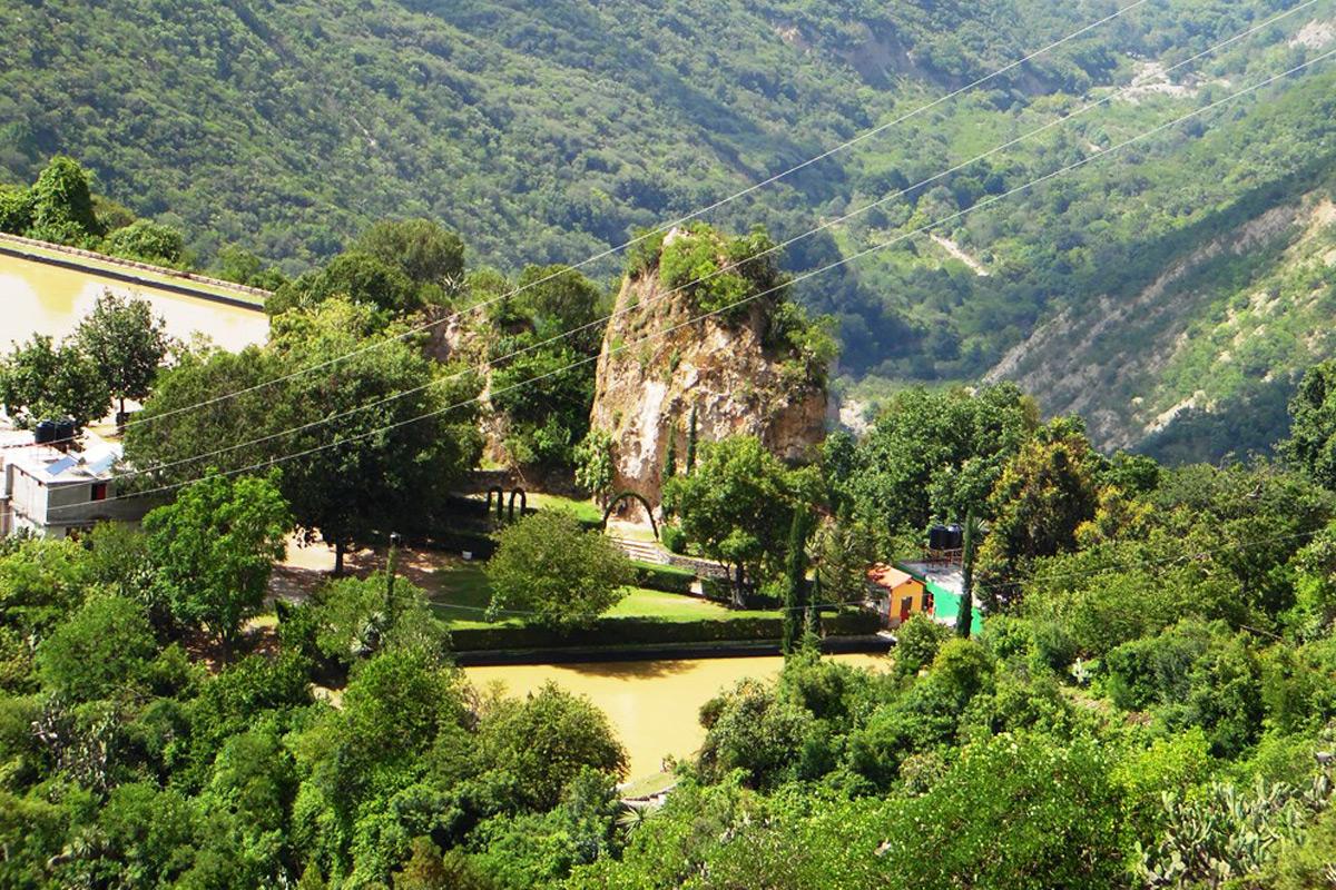 Barranca de Aguacatitla